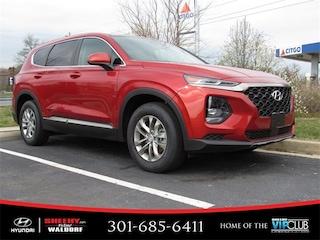 New 2019 Hyundai Santa Fe SE 2.4 SUV V046384 for sale near you in Waldorf, MD