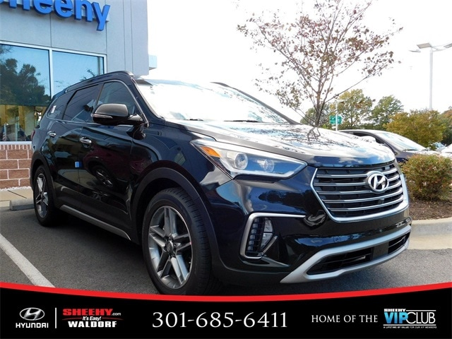 Featured New 2019 Hyundai Santa Fe XL Limited Ultimate SUV for sale near you in Waldorf, MD