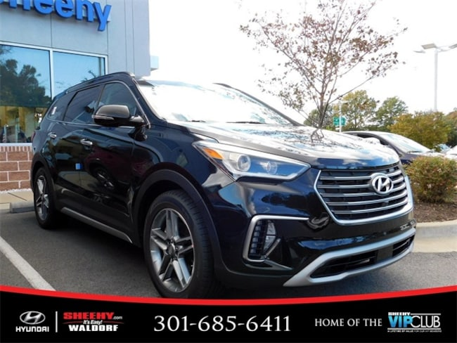 New Hyundai vehicle 2019 Hyundai Santa Fe XL Limited Ultimate SUV for sale near you in Waldorf, MD