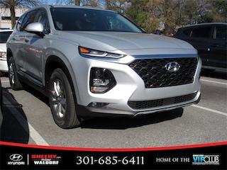 New 2019 Hyundai Santa Fe SEL 2.4 SUV V095258 for sale near you in Waldorf, MD