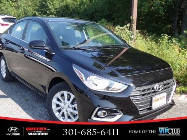 New Hyundai vehicle 2019 Hyundai Accent SEL Sedan for sale near you in Waldorf, MD