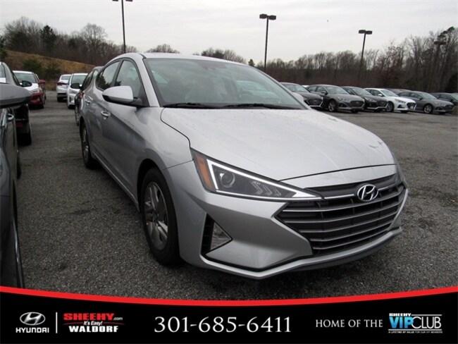Bargain used vehicles 2019 Hyundai Elantra Value Edition Sedan for sale near you in Waldorf, MD