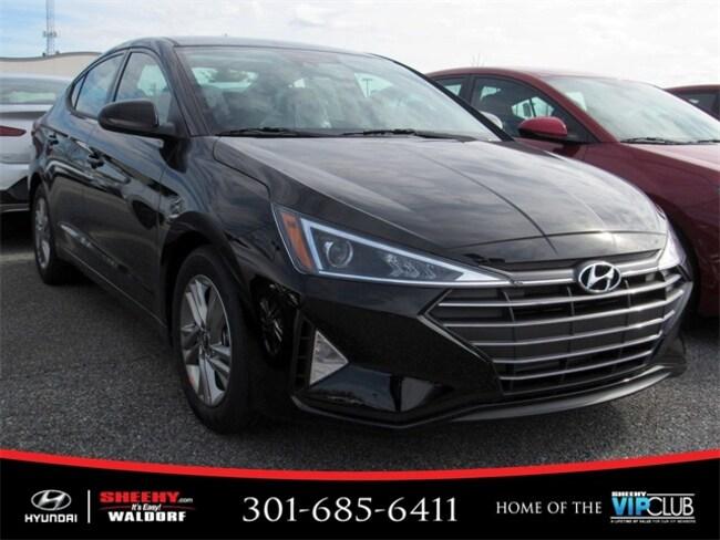Bargain used vehicles 2019 Hyundai Elantra SEL Sedan for sale near you in Waldorf, MD