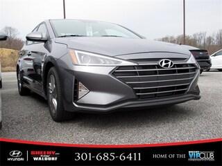 New 2019 Hyundai Elantra Value Edition Sedan V473987 for sale near you in Waldorf, MD
