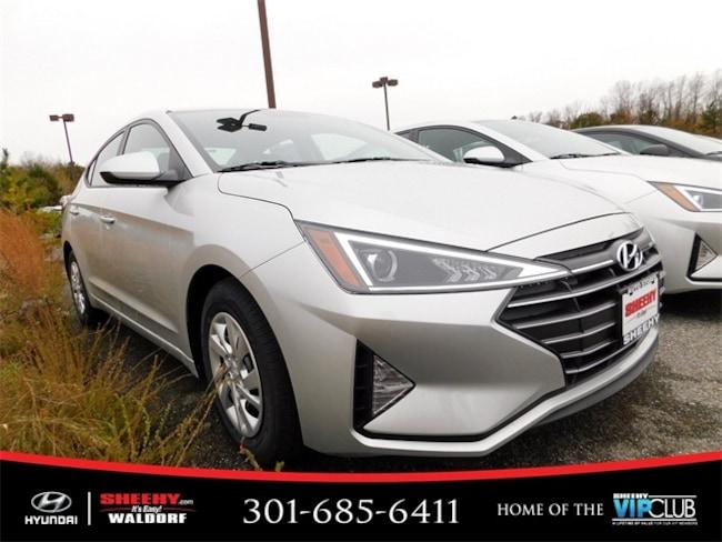 Bargain used vehicles 2019 Hyundai Elantra SE Sedan for sale near you in Waldorf, MD