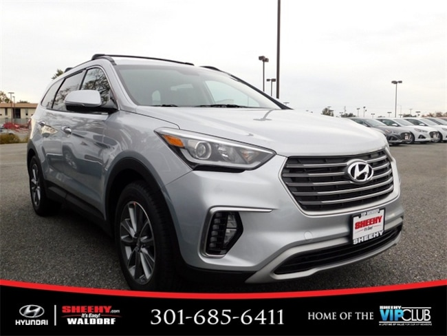 New Hyundai vehicle 2019 Hyundai Santa Fe XL SE SUV for sale near you in Waldorf, MD