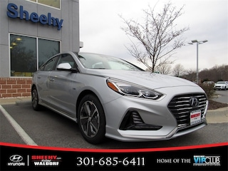 New 2019 Hyundai Sonata Hybrid Limited Sedan V088384 for sale near you in Waldorf, MD