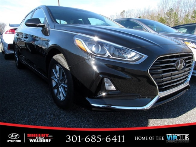 New Hyundai vehicle 2019 Hyundai Sonata SE Sedan for sale near you in Waldorf, MD