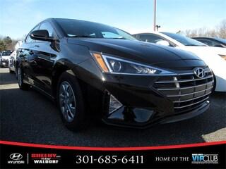 New 2019 Hyundai Elantra SE Sedan V447022 for sale near you in Waldorf, MD