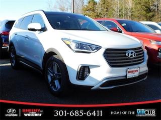 New 2019 Hyundai Santa Fe XL Limited Ultimate SUV V302377 for sale near you in Waldorf, MD