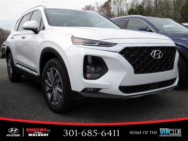 new hyundai vehicle 2019 hyundai santa fe sel plus 2 4 suv for sale near you in
