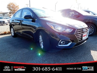 New 2019 Hyundai Accent SEL Sedan V055063 for sale near you in Waldorf, MD