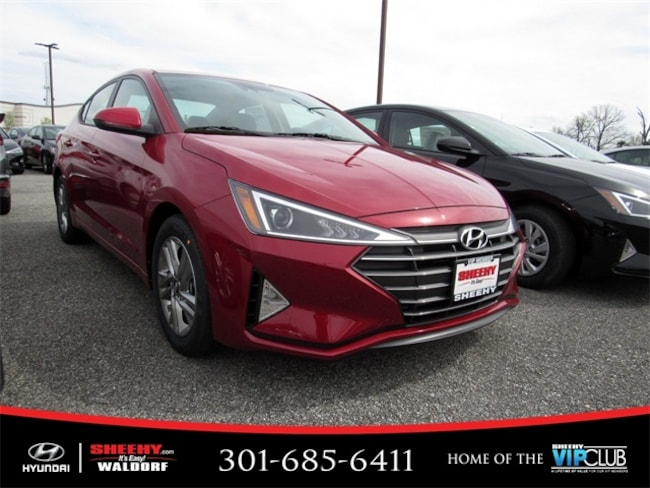 Bargain 2019 Hyundai Elantra SEL Sedan in Waldorf, MD