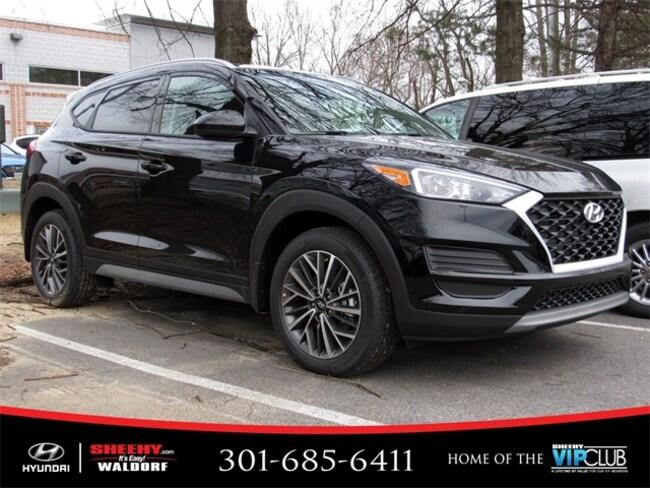 New Hyundai vehicle 2019 Hyundai Tucson SEL SUV for sale near you in Waldorf, MD