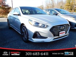 New 2018 Hyundai Sonata Hybrid Limited Sedan VV087199 for sale near you in Waldorf, MD