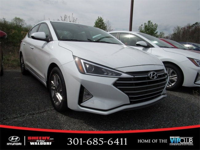 New Hyundai vehicle 2019 Hyundai Elantra Value Edition Sedan for sale near you in Waldorf, MD
