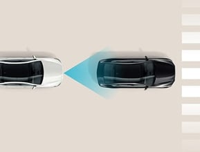 Forward Collision-Avoidance Assist with Pedestrian Detection