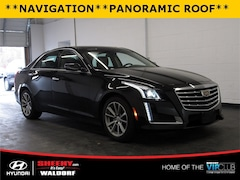 Used 2019 CADILLAC CTS 3.6L Luxury Sedan VR21273 for sale near you in Waldorf, MD