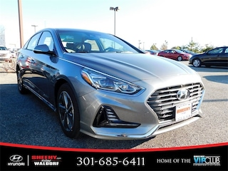 New 2018 Hyundai Sonata Hybrid Limited Sedan V087260 for sale near you in Waldorf, MD