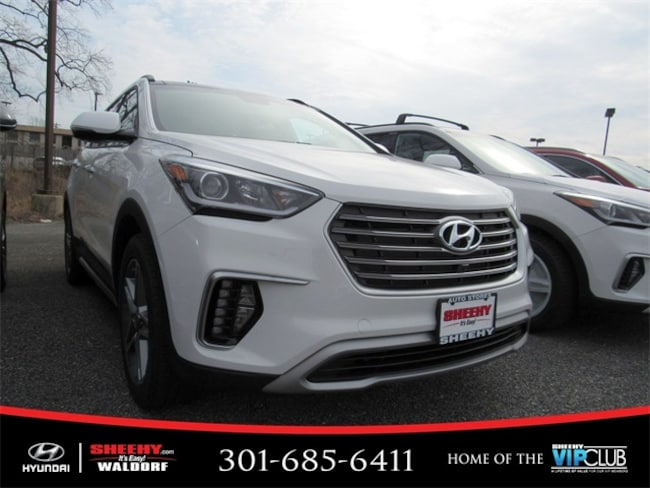 New Hyundai vehicle 2019 Hyundai Santa Fe XL Limited Ultimate SUV for sale near you in Waldorf, MD