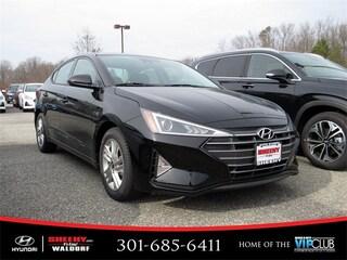 New 2019 Hyundai Elantra Value Edition Sedan V455053 for sale near you in Waldorf, MD