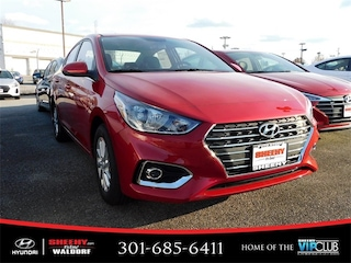 New 2019 Hyundai Accent SEL Sedan V060753 for sale near you in Waldorf, MD