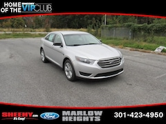 New 2019 Ford Taurus SE Sedan B100312 for sale near you in Warrenton, VA