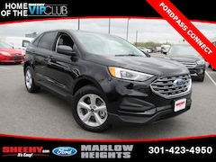 New 2019 Ford Edge SE SUV BB17545 Marlow Heights MD