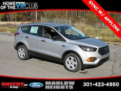 New 2019 Ford Escape S SUV BA30420 Marlow Heights MD