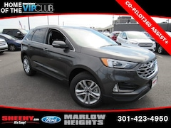 New 2019 Ford Edge SEL SUV BC16241 Marlow Heights MD