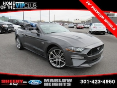 New 2019 Ford Mustang GT Premium Convertible B152584 Marlow Heights MD
