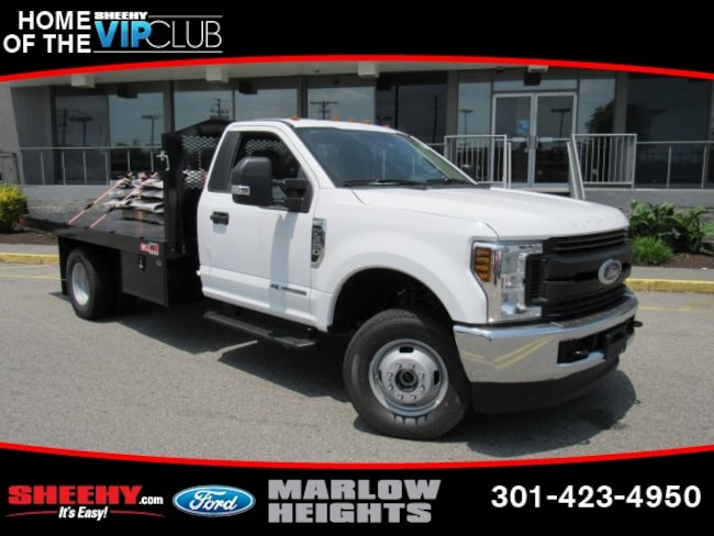 New 2019 Ford F-350 Chassis XL Truck Regular Cab Marlow Heights, MD