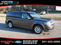 New 2019 Ford Flex SE SUV BA09221 Marlow Heights MD