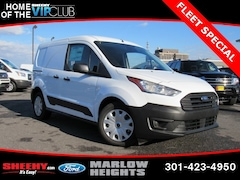 New 2019 Ford Transit Connect XL Van Cargo Van B404952 Marlow Heights MD