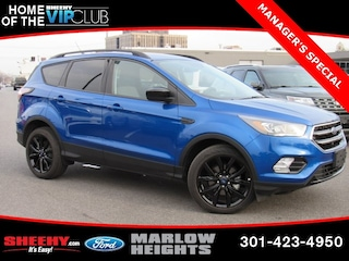 New 2018 Ford Escape SE SUV for sale near you in Ashland, VA