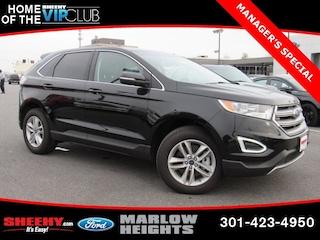 New 2018 Ford Edge SEL SUV for sale near you in Ashland, VA