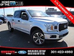 New 2019 Ford F-150 STX Truck SuperCrew Cab BC29927 Marlow Heights MD