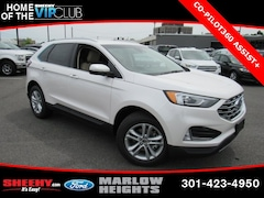 New 2019 Ford Edge SEL SUV BC16201 Marlow Heights MD