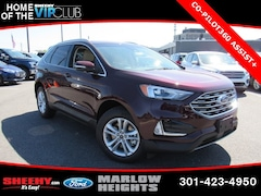 New 2019 Ford Edge SEL SUV BC16243 Marlow Heights MD