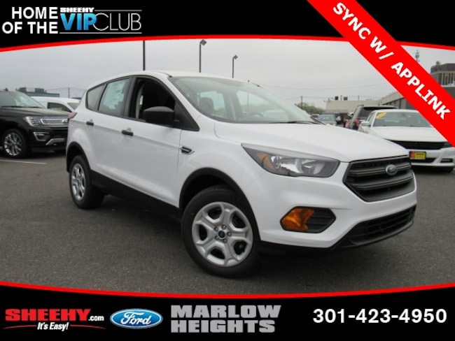 New 2019 Ford Escape S SUV Marlow Heights, MD
