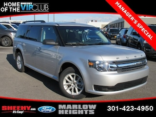 New 2019 Ford Flex SE SUV for sale near you in Ashland, VA