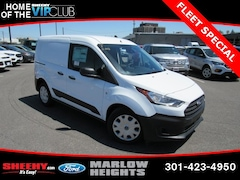 New 2019 Ford Transit Connect XL Van Cargo Van B421519 Marlow Heights MD