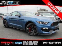 New 2019 Ford Shelby GT350 Shelby GT350R Coupe B550899 for sale near you in Richmond, VA