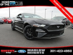 New 2019 Ford Mustang Ecoboost Coupe B178093 Marlow Heights MD