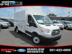New 2019 Ford Transit-350 Cutaway Base Truck BA67038 Marlow Heights MD