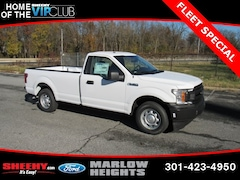 New 2019 Ford F-150 XL Truck Regular Cab BC08082 Marlow Heights MD