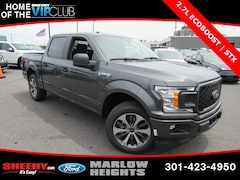 New 2019 Ford F-150 STX Truck SuperCrew Cab BC41581 Marlow Heights MD