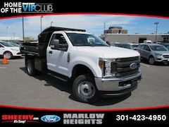 New 2019 Ford F-350 Chassis XL Truck Regular Cab BD72817 for sale near you in Warrenton, VA