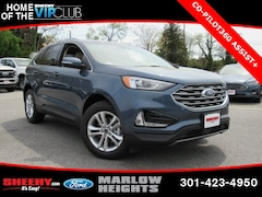 New 2019 Ford Edge SEL SUV BB52288 Marlow Heights MD