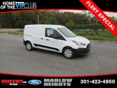 New 2019 Ford Transit Connect XL Van Cargo Van B396657 Marlow Heights MD